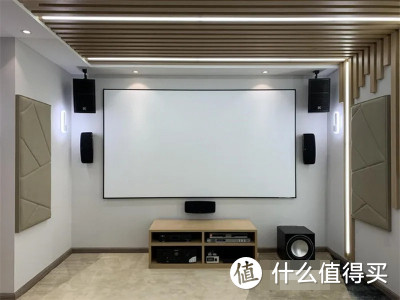 【家庭影院案例】沈阳金地铂悦:达尼5.1.2声道全景声影院