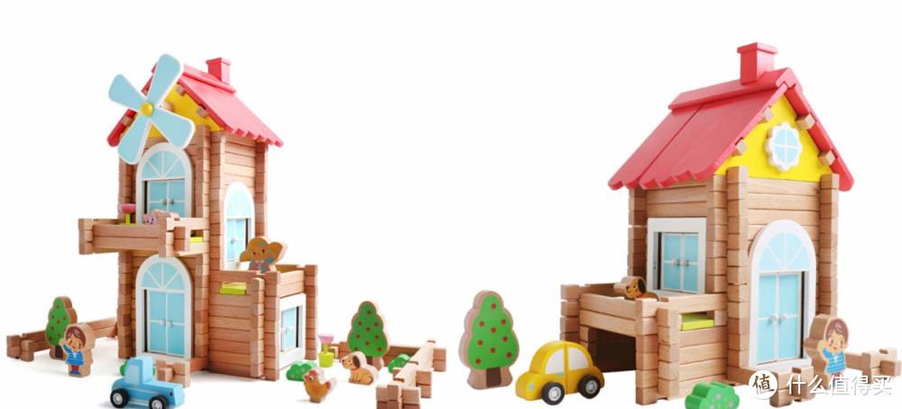 风车小院木屋采用中国传统的榫卯木工工艺