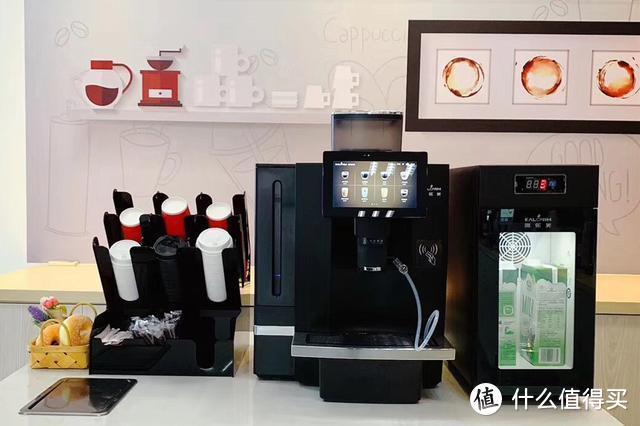 一键现磨,扫码支付 扫码支付咖啡机已在全国悄然兴起