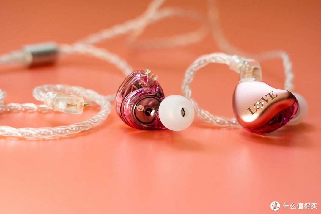 把耳机做的和首饰一样好看,TFZ MY LOVE 4是样子货还是真有实力?