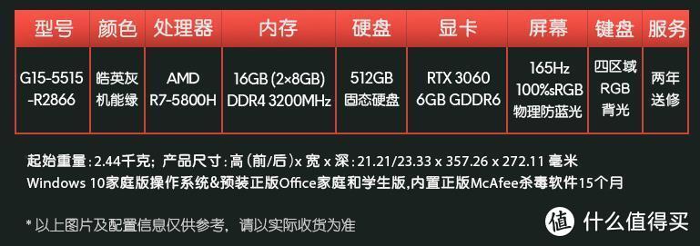 戴尔G155515-锐龙游戏笔记本评测