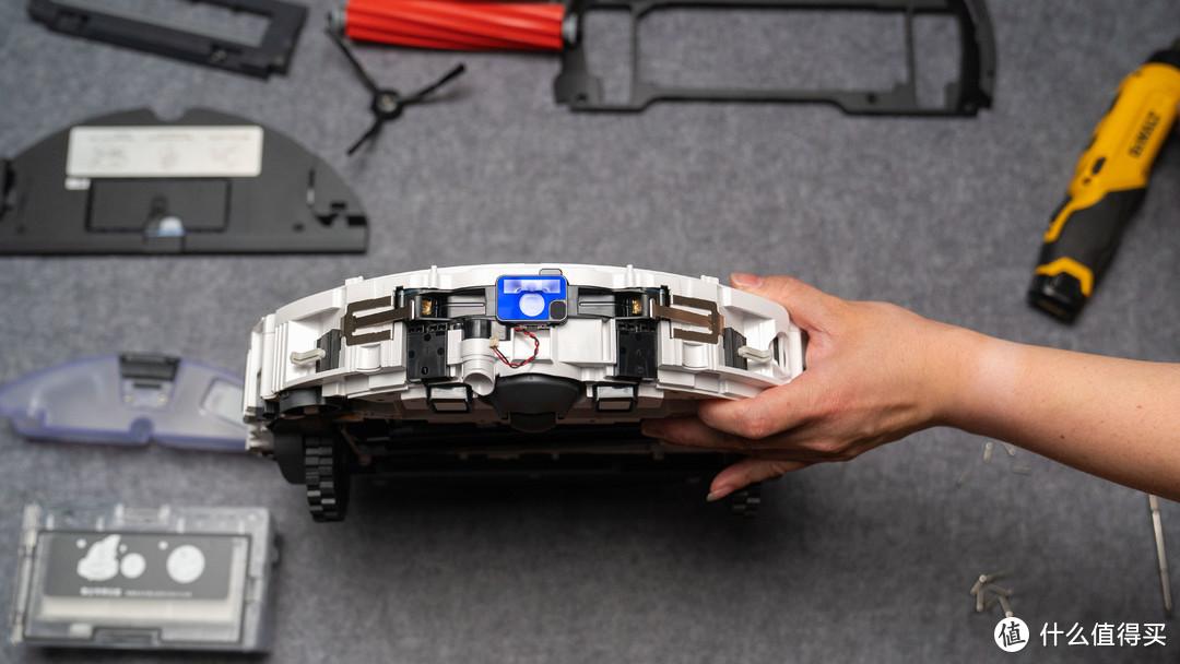 全面拆解解析大幅改进石头科技T7sPlus 一文读懂该选择哪个机型