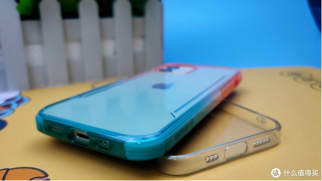 入手188大洋的决色iPhone12薛之谦同款透明防摔壳是交智商税吗?