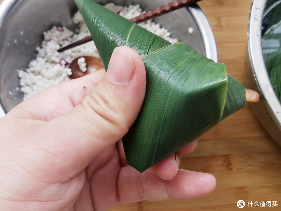 别用糯米包粽子了,教你做水晶粽,晶莹剔透软糯Q弹,冷热都好吃