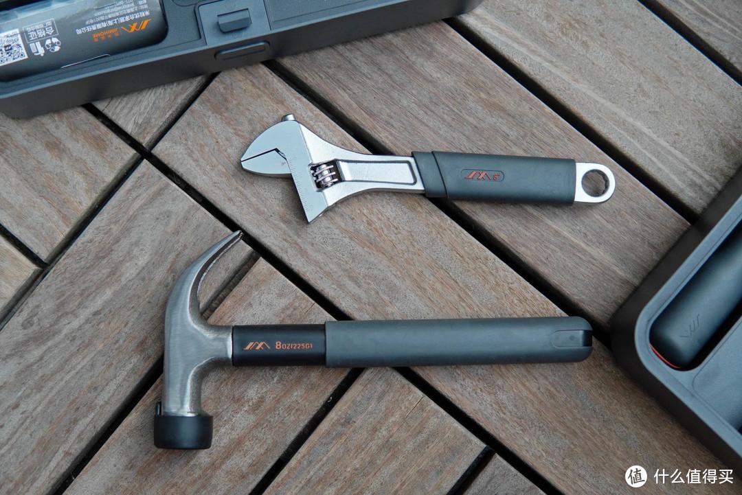 谁说工具就一定是傻大粗?这套精致的工具可以了解一下