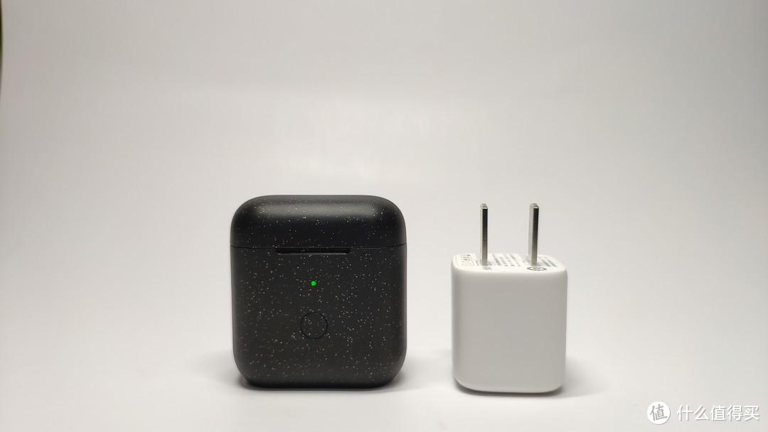 做一个有能量的小将士-QCY 20W充电器