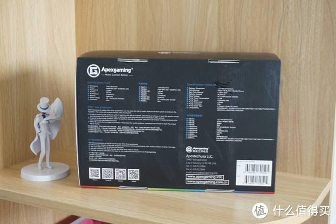 机箱的主角光环-艾湃TITAN-240 PRO电竞水冷散热器评测