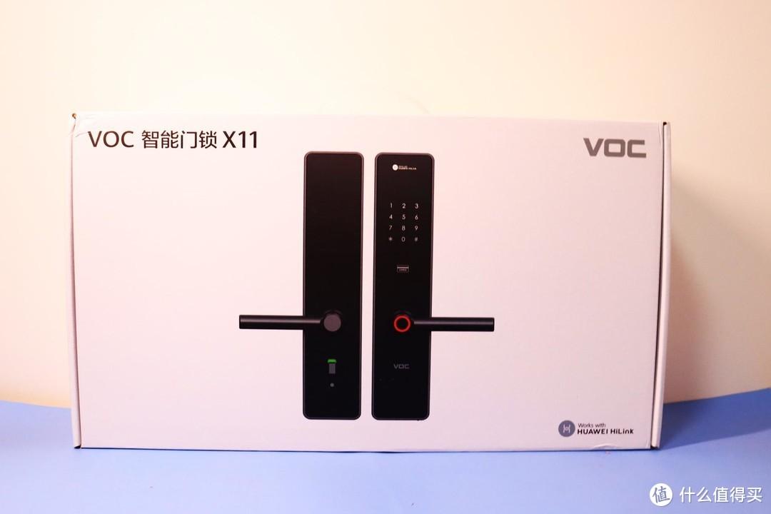 指纹锁初体验:华为HiLink VOC智能门锁X11