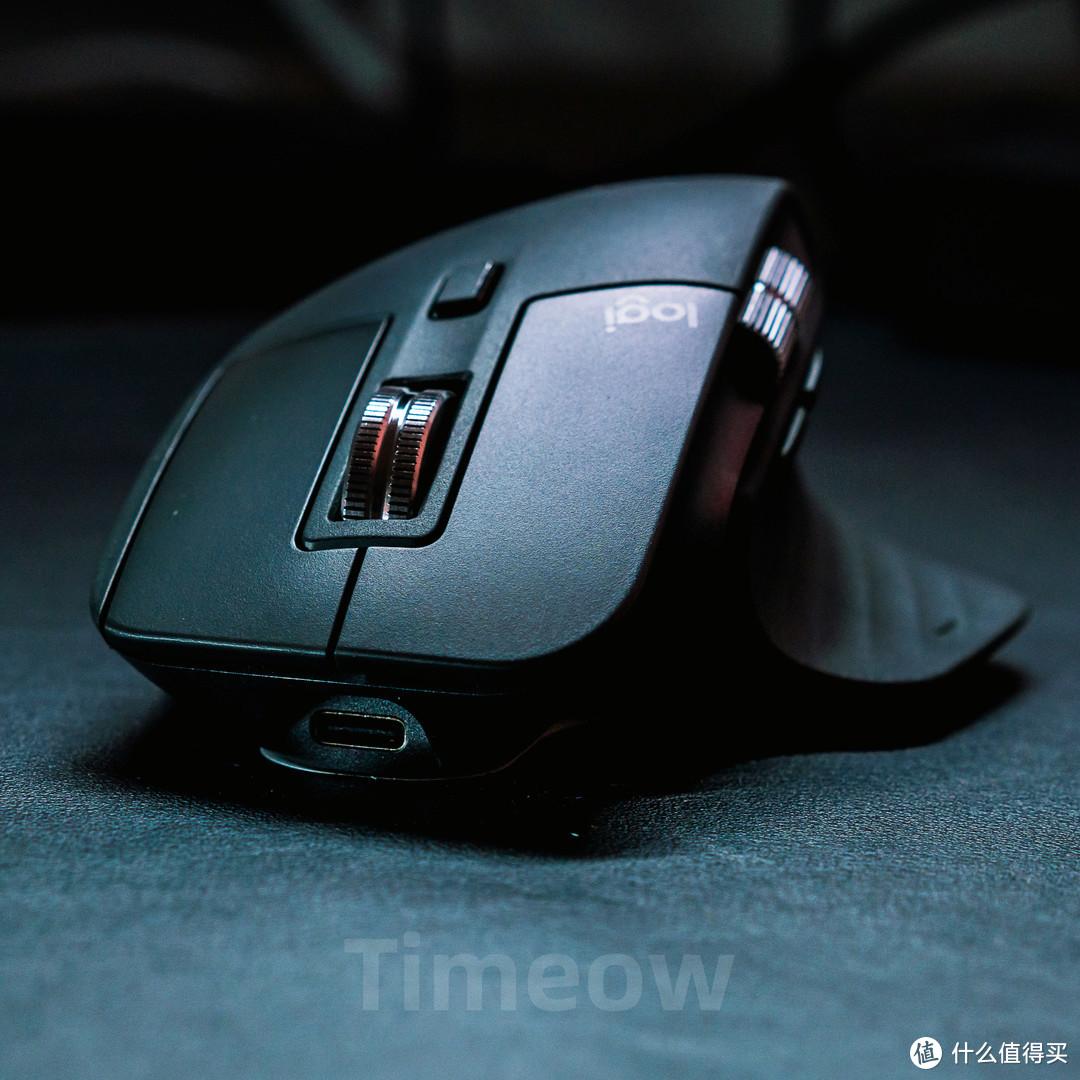 这丝滑的感觉 让人欲罢不能-罗技mx master 3鼠标使用体验