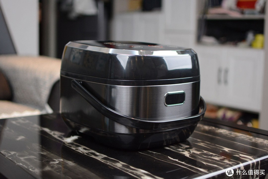 轻松做出自己喜欢的口味:圈厨智能IH快煮电饭煲评测