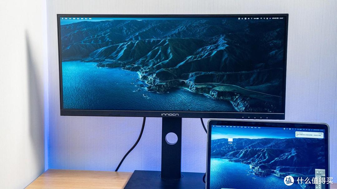 千元专业显示器体验——INNOCN 26C1F美术显示器