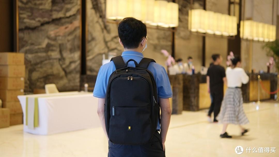 要行更要全能,地平线8号Atlas X 全功能电脑背包我看行
