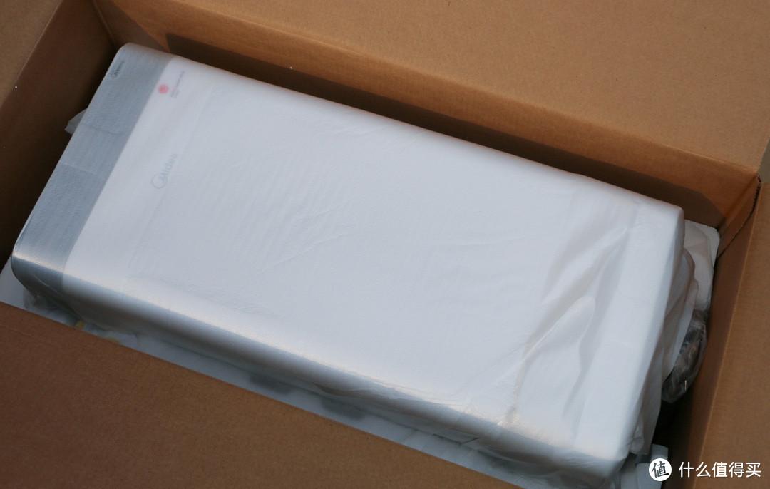拔草618-美的空气净化器开箱