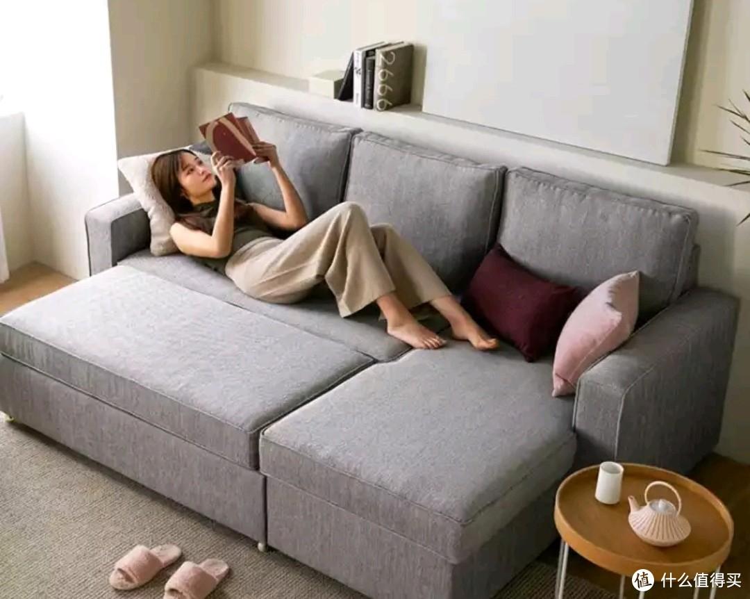 小户型折叠沙发