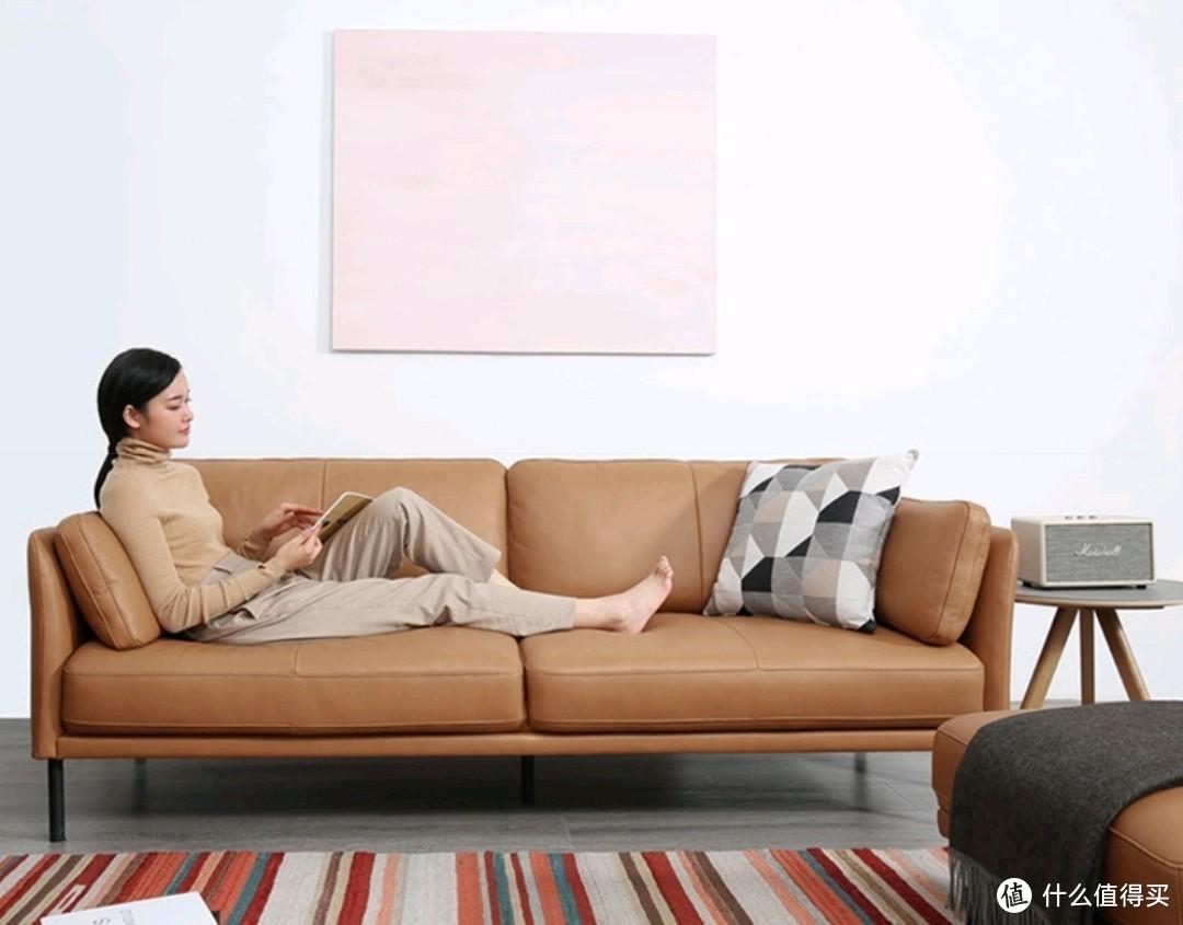牛皮懒人沙发