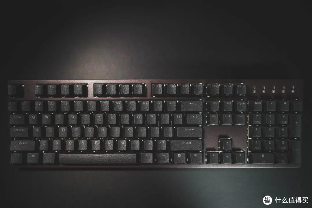 深度体验DURGOD杜伽K310 RGB-NS机械键盘【完整选购指南&光效演示】