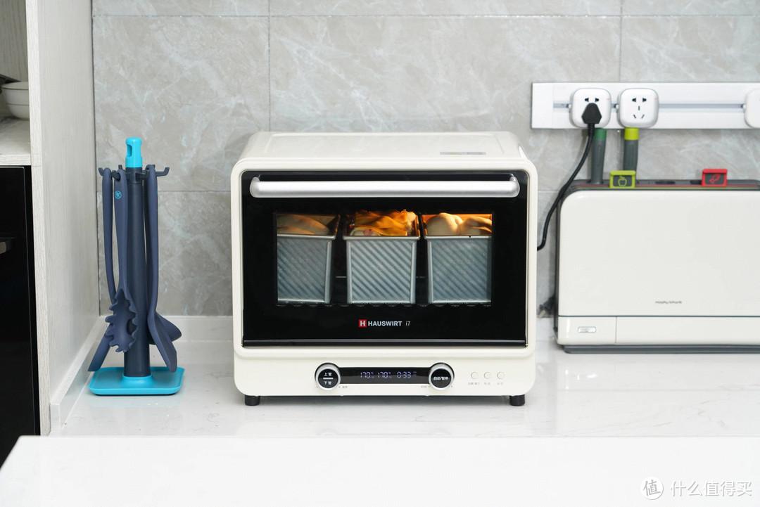 易清洁热量足空气炸--千元好选择的海氏i7烤箱认真评测