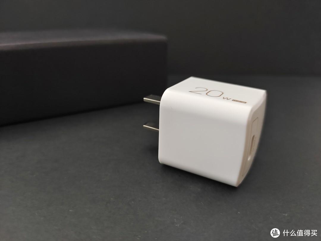 小身体大能量,Sanag N1 20W PD快充,让你的充电快五倍