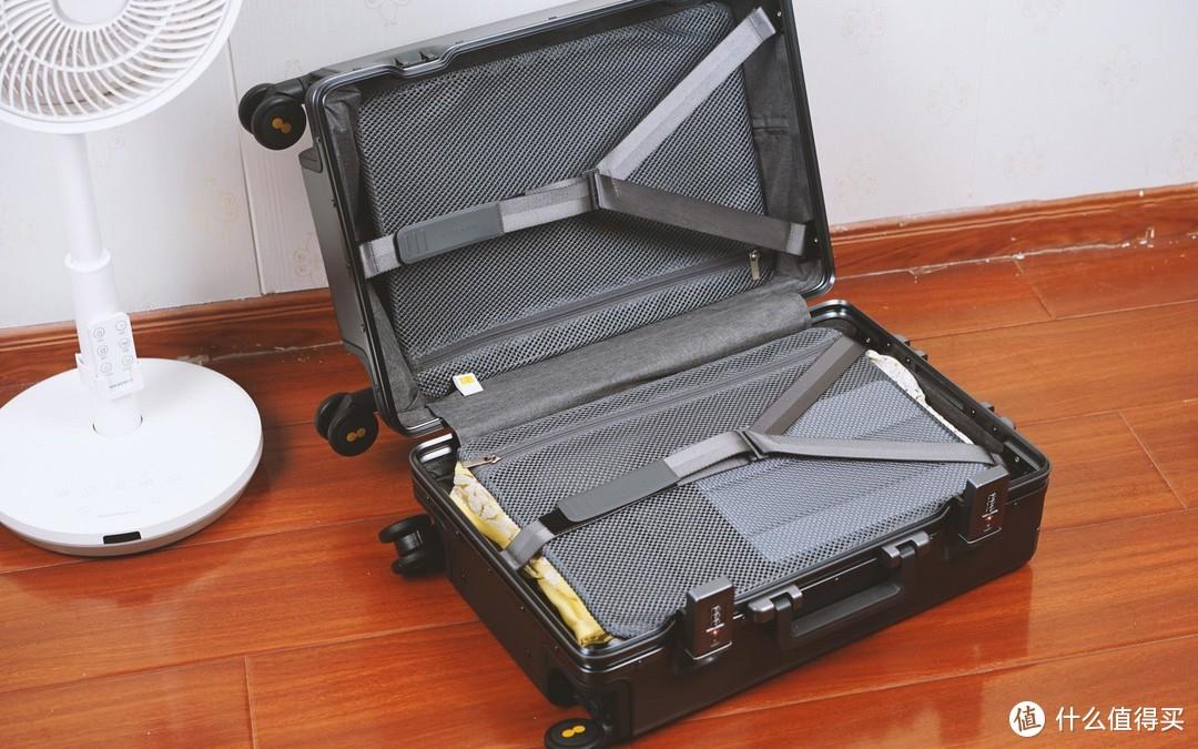 旅行的好伙伴,地平线8号登机箱,好推又时尚!