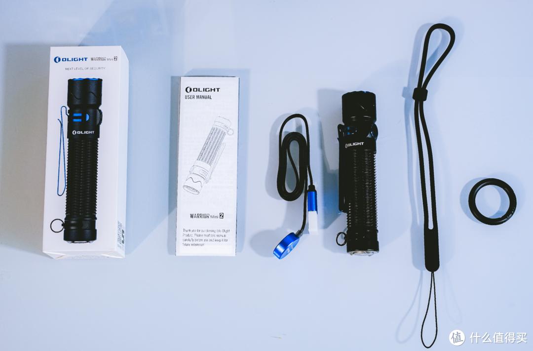 618提前剁手第一弹:傲雷WARRIOR Mini 2——1750流明的小手电