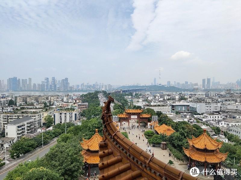 两天武汉端午小游:东湖博物馆黄鹤楼