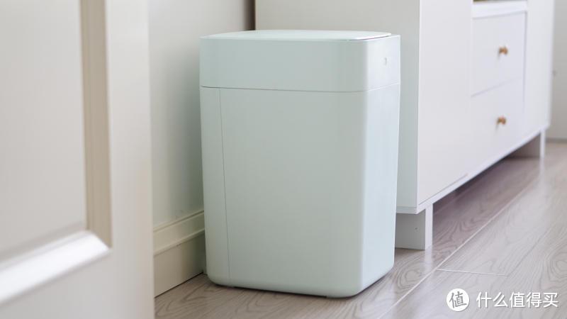 拓牛T1智能感应垃圾桶,功能强,颜值高,居家生活少不了