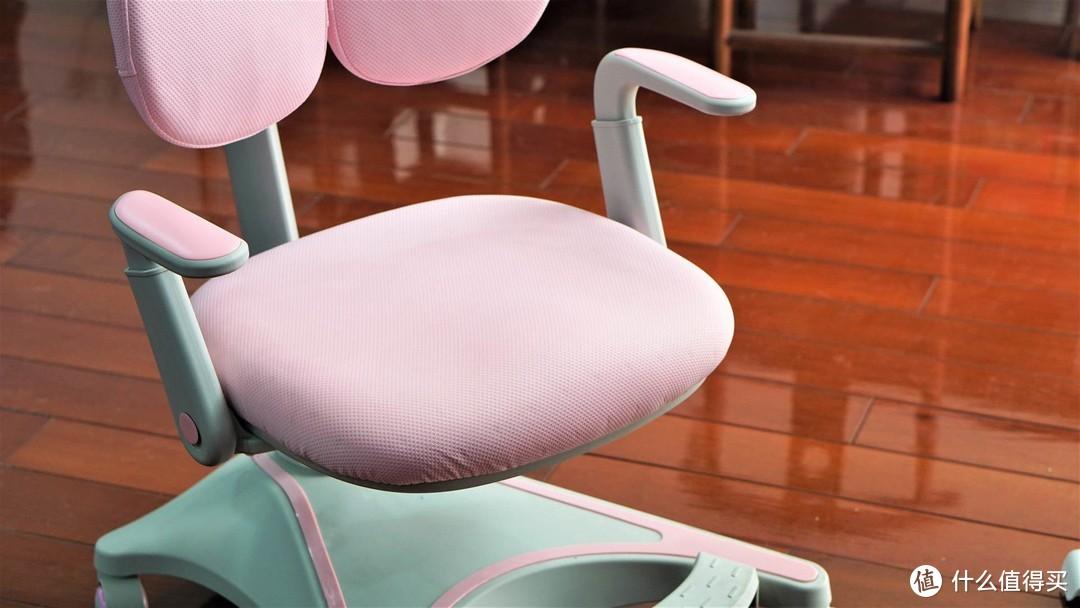 端正坐姿,适应不同学习需求,西昊H10学习桌椅体验
