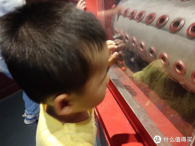 带学龄前小朋友逛上海科技馆,建议直奔这里……