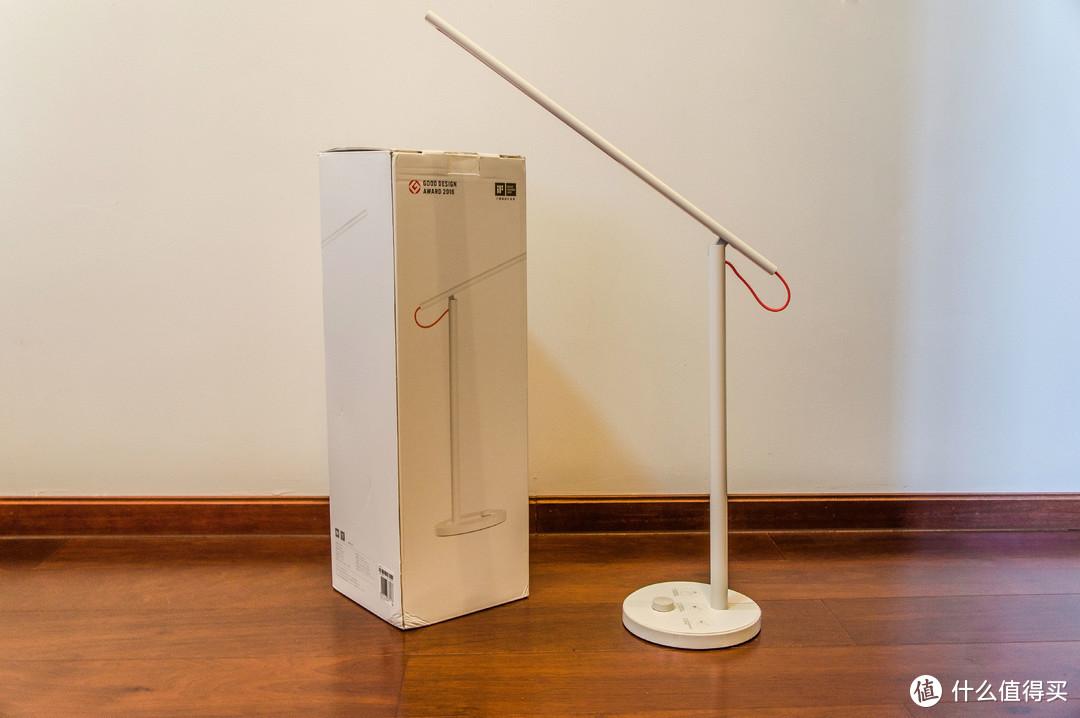 年轻人在幸运屋中的第一台智能台灯—米家台灯测评!