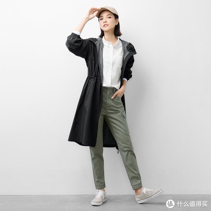 618必买清单(二十五):天猫女士风衣销量榜top10,一衣穿三季