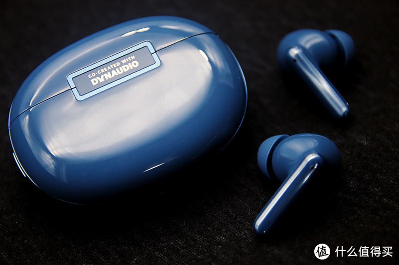 《劳瑞诗音评》OPPO Enco X 蓝调真无线降噪耳机——升级在哪依次点评