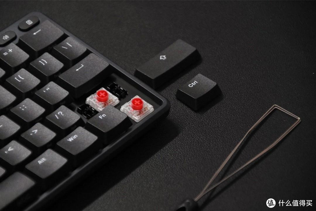 真香党,矮轴机械键盘用得更爽,开箱IKBC S200矮轴机械键盘