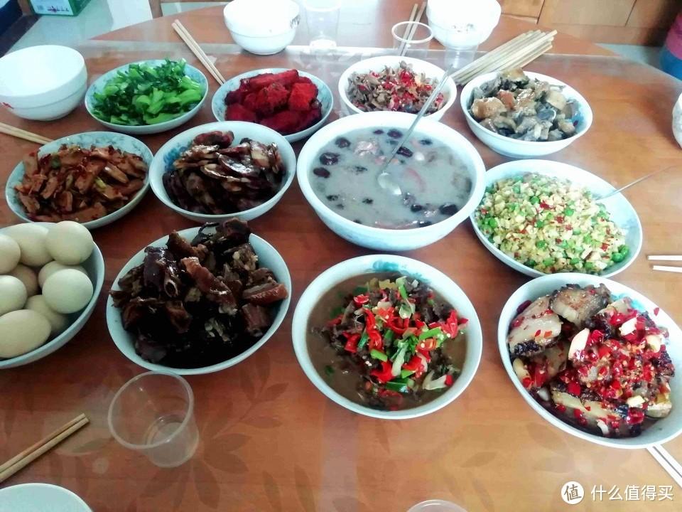 晒晒江西人的宴客菜,每桌不到500元,好吃接地气,不需要假精致
