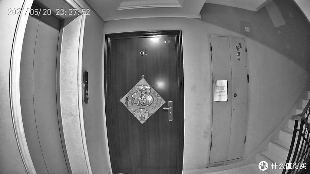 天猫精灵妙物门铃,2K分辨率145度大广角,能联动智能家居设备