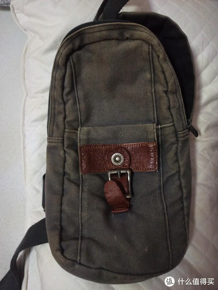 这个包,用了很久。