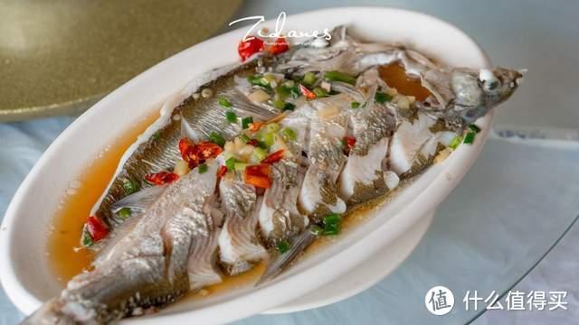 清蒸白丝鱼 60 Rmb