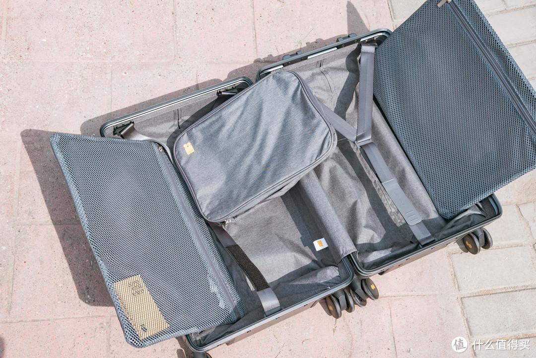 """地平线8号power行李箱,出行神器,高颜值高箱体强度的超级""""箱"""""""