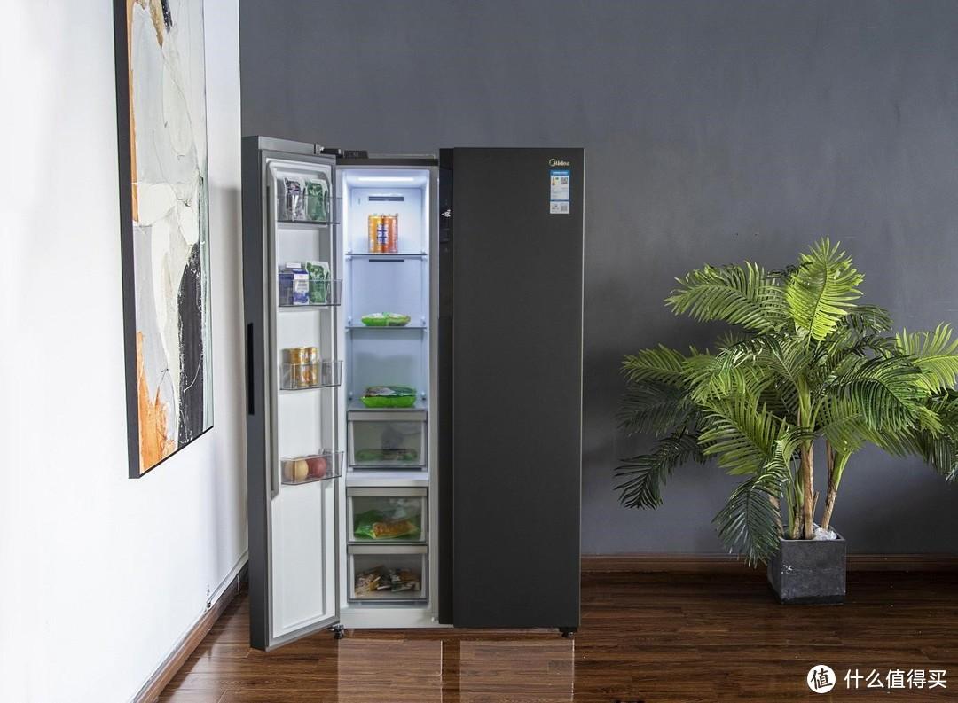 618快来美的探寻冰箱味道不串门的秘密