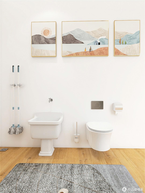 日系纯白的木质风浴室 走进去都觉得好治愈