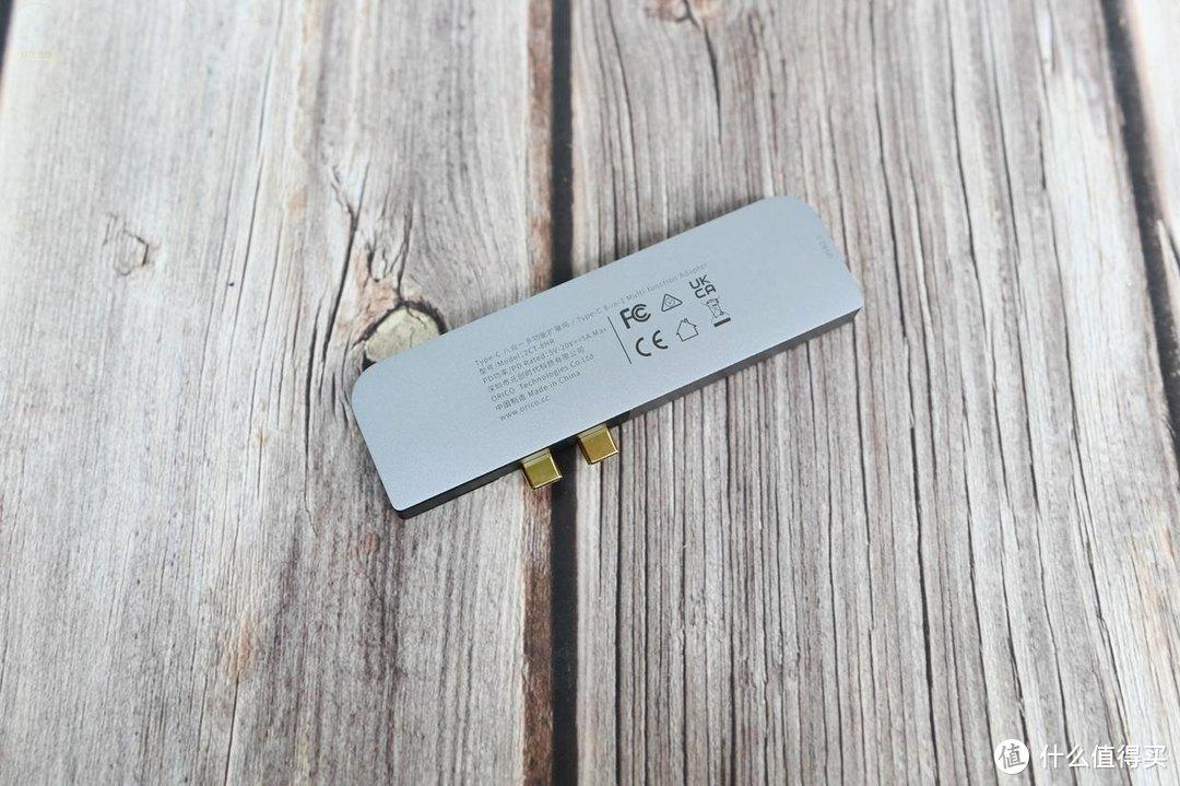 支持雷电3的MacBook扩展利器,ORICO八合一扩展坞上手