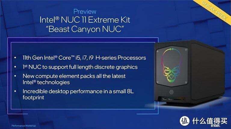"""英特尔""""野兽峡谷""""NUC最顶配性能出炉,低于预期"""