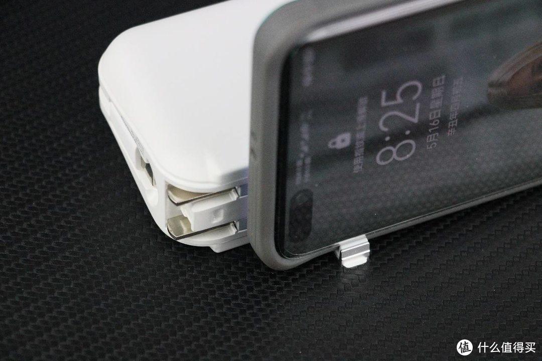 万能充体验丨REMAX睿量30W大功率自带线充电宝