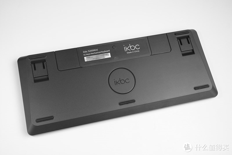 可换电池,PBT键帽,199元,ikbc S200mini无线超薄机械键盘开箱