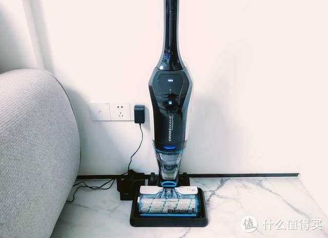 将扫地、拖地合二为一,必胜高速洗地机评测:拖地不再弯腰,和洗拖把说拜拜