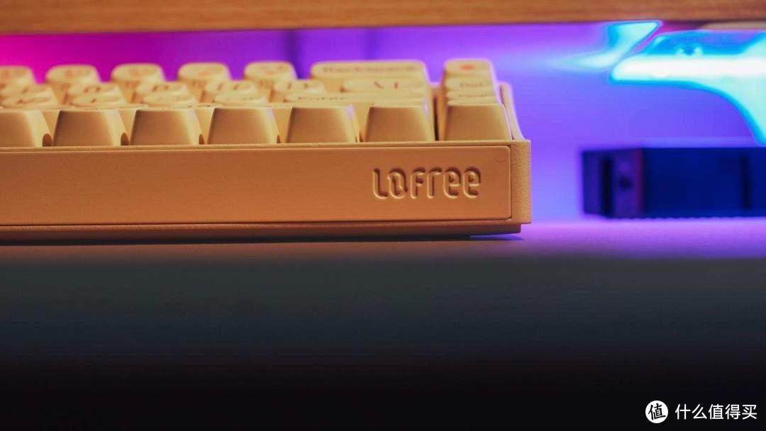 翘出格,玩出界-洛斐小翘机械键盘