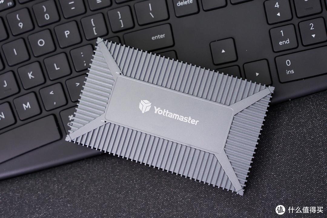 让旧SSD重获新生,Yottamaster NGFF双盘位硬盘盒