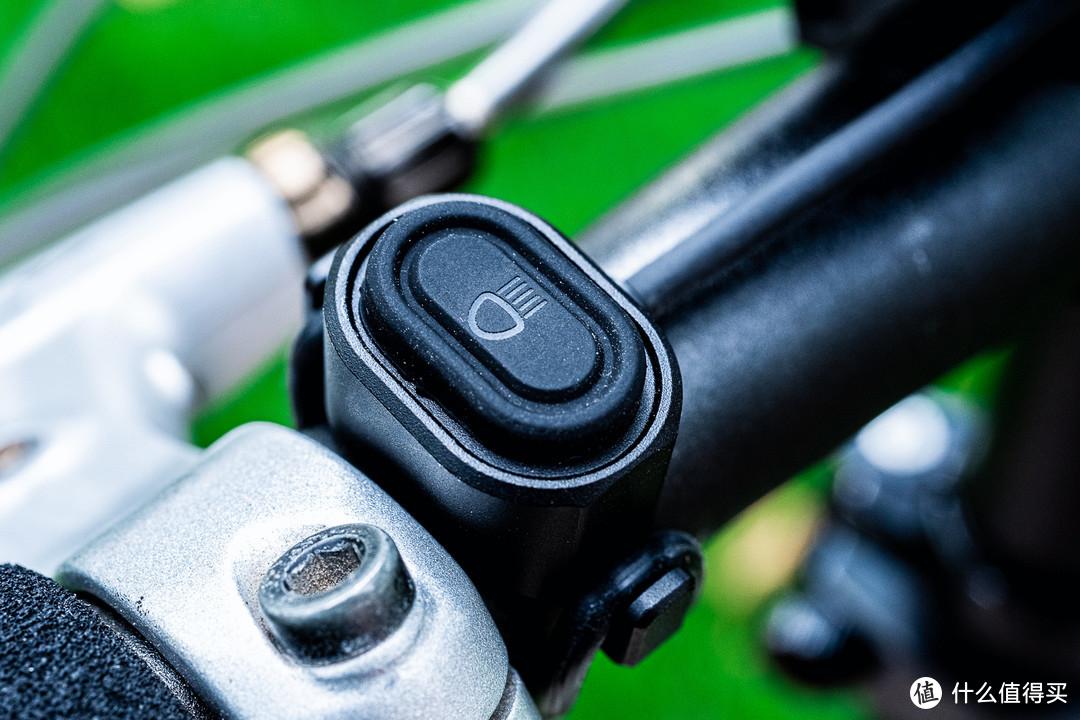迈极炫DA1500远近双光自行车前灯