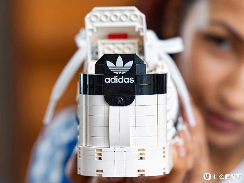 Lego & Adidas Superstar 开箱测评