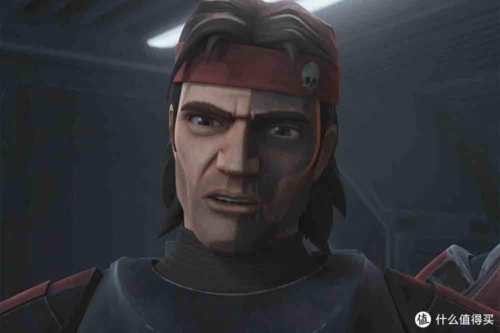 优秀的领袖登场,HotToys发布星球大战残次品小队队长猎人1/6可动人偶