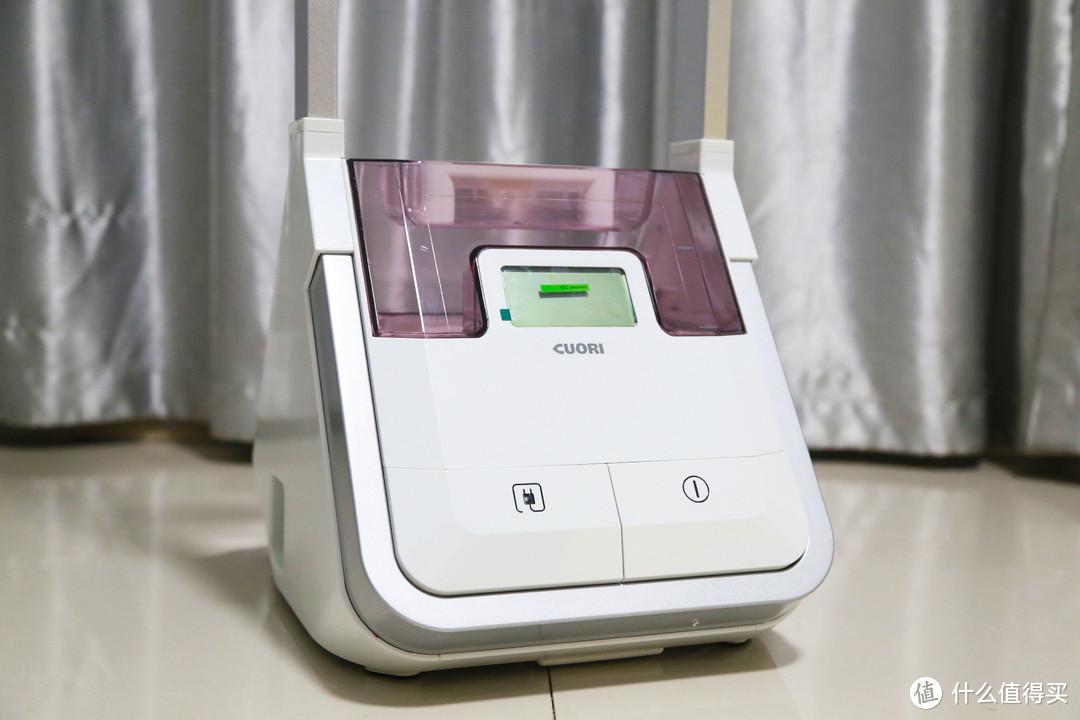 卓力精烫增压智能挂烫机BG538PL:极致的衣服护理 精致的个人形象